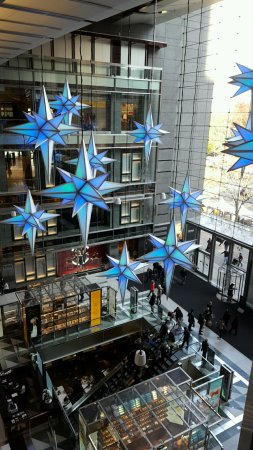 Photo of Tourist Attraction Time Warner Center at 10 Columbus Circle, New York, NY 10019, United States