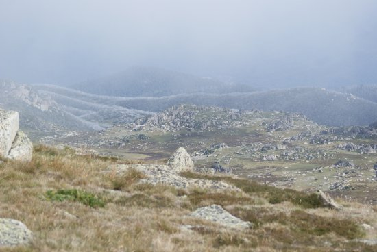 Thredbo Village, Austrália: From the Summit!