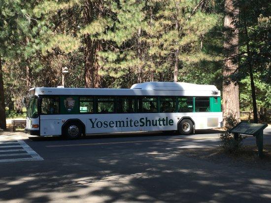 Yosemite Valley Shuttle System