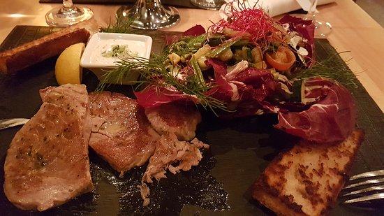 Kathi's Steakhaus: Thunfisch