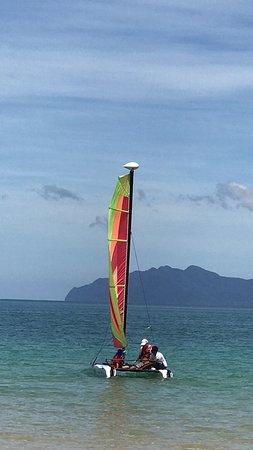 The Datai Langkawi: Замечательно, красиво, полный Релакс - несмотря на наличие обезьян ) Вилла на берегу моря , хоро