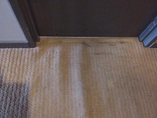 Horsham, Австралия: Carpets in the floor