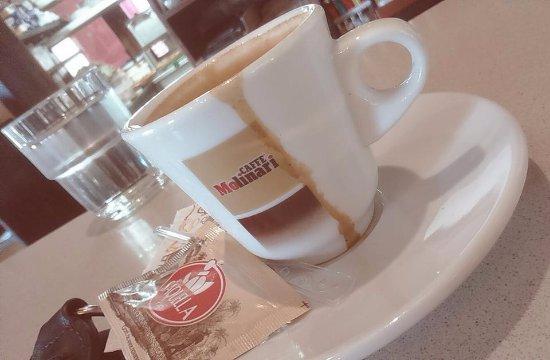 Cafe du Brazil: Best espresso!