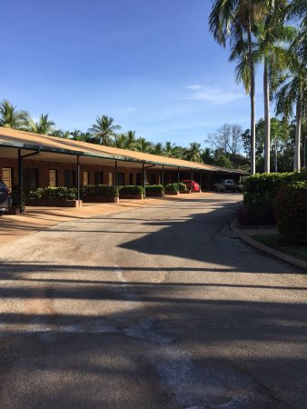 A good place to stay in Katherine