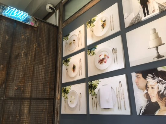 Wall Decor Picture Of The Workers Coffee Bar Meguro Tripadvisor