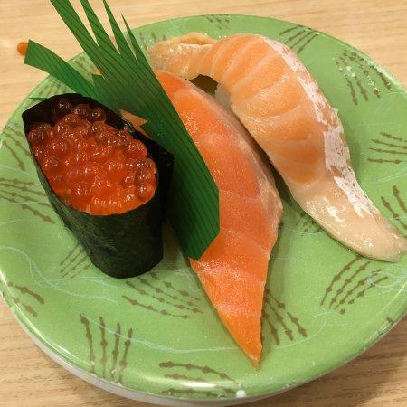 Engaru-cho, Japan: 三種盛り