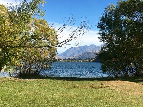 Arrowtown, New Zealand: ideal camping spot