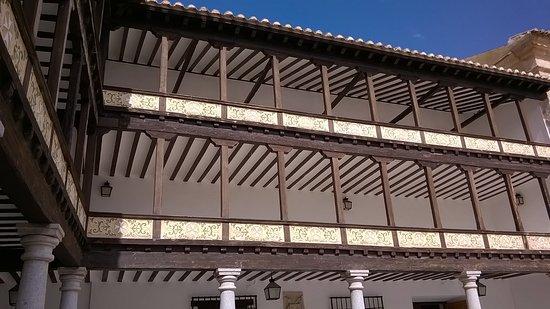 Tembleque, España: decorazioni