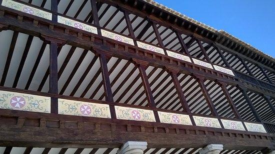Tembleque, España: particolari