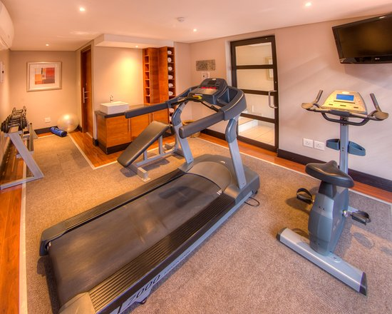 Greater Johannesburg, South Africa: Fitness Room