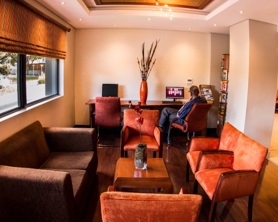 Greater Johannesburg, South Africa: Lounge