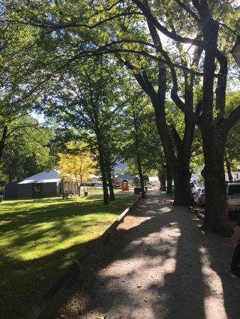 leafy Arrowtown
