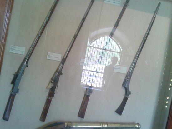 old war guns picture of albert hall museum jaipur tripadvisor