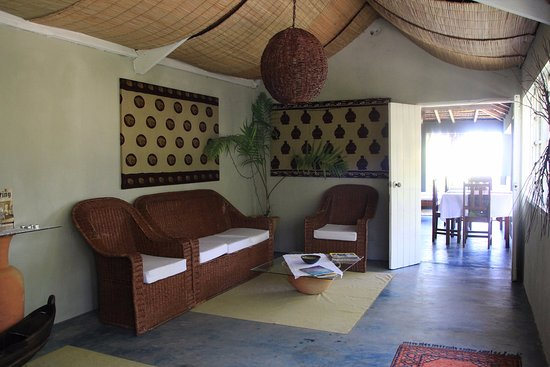 Interior - Picture of Lobster Chalets, Tofo - Tripadvisor