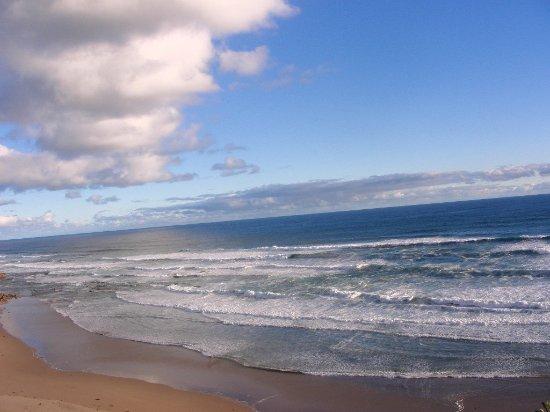 Hordern Vale, Australia: the view of the ocean