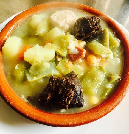 Pitres, Spain: Restaurante La Carretera