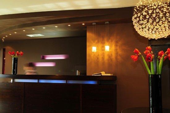 Flisvos Hotel Nafpaktos: Reception