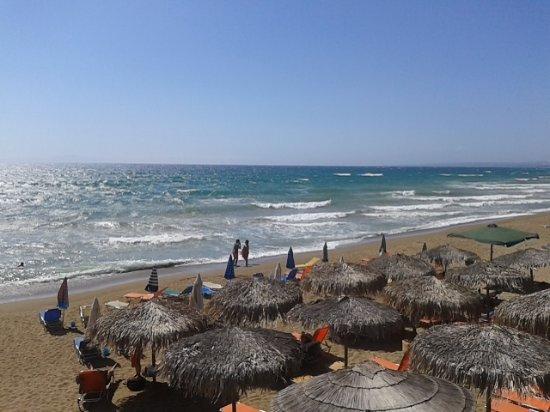 Palouki beach