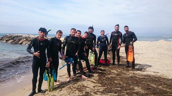 Miami Platja, Spain: Activiades náuticas para Institutos