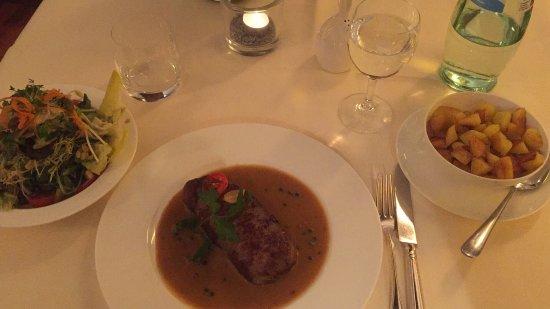 Emsdetten, Tyskland: Perfect dinner