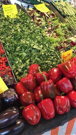 Bornheimer Wochenmarkt