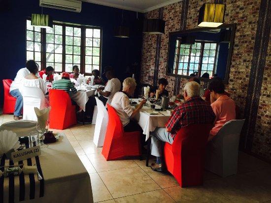 Палаборва, Южная Африка: Chef Mo's Restaurant