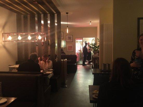 Prachtig interieur - Bild von Le Restaurant Amsterdam, Amsterdam ...