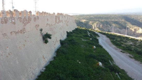 Agadir Kasbah: Kasbah Wall