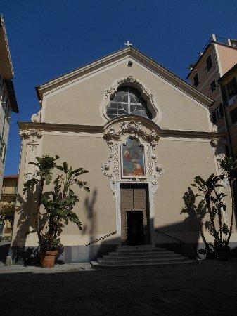 Bordighera, Italien: esterno