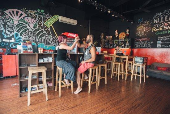 Rucksack Inn @ Lavender: Hangout