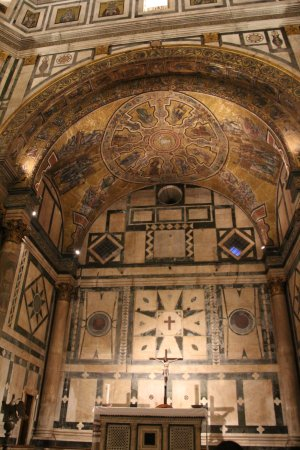 Photo of Monument / Landmark Baptistery of San Giovanni (Battistero) at Piazza Di San Giovanni, Florence, Italy