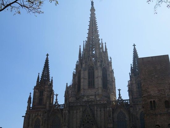 Photo of Church Catedral de Barcelona at Pla Seu, 3, Barcelona 08002, Spain
