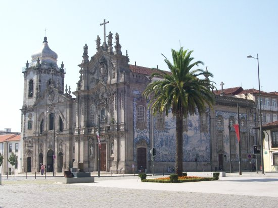 Photo of Church Igreja do Carmo at Rua Carmo, Porto 4050-164, Portugal