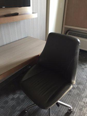 ดุลูท, จอร์เจีย: Worst chair ever.