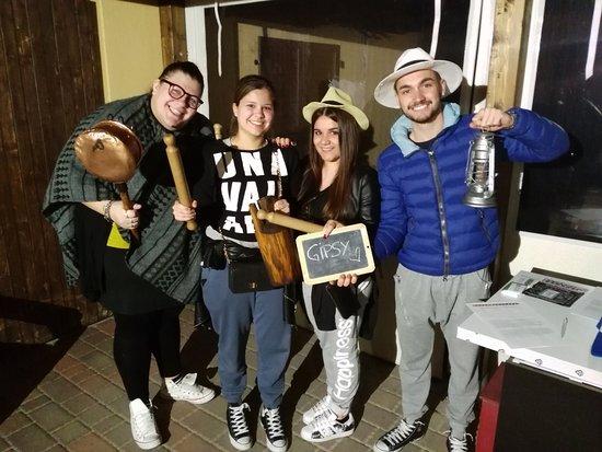 Savio di Ravenna, Italië: Giocatori
