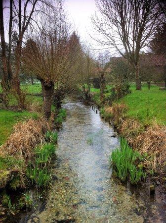 Lyons-la-Foret, France: Sur le chemin des Trois Moulins