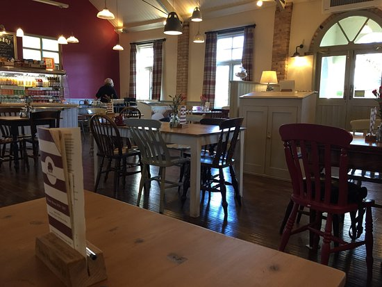 Widecombe in the Moor, UK: The Cafe On The Green