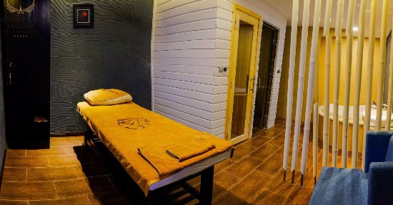 Duong To, Vietnam: Massage room
