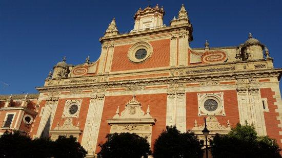 Iglesia Colegial del Salvador
