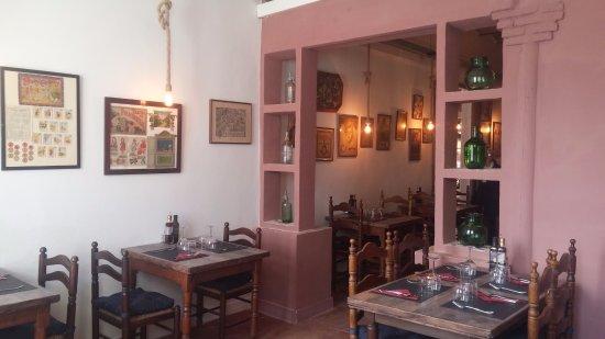 Santa Cristina d'Aro, España: Menjador