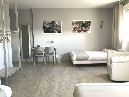 Hotel Grand Cap : Chambre familiale 3 à 4 personnes