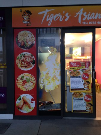 Pimpama, Australie : Another popular local take-away place!