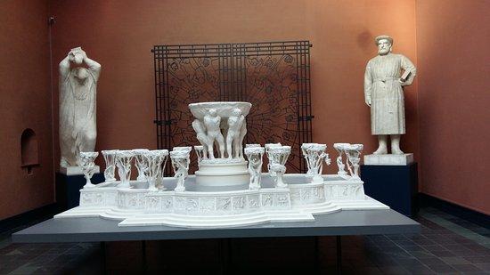 Vigeland-Museum: photos inside