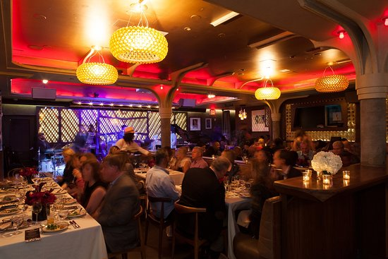 Photo of American Restaurant Ginny's Supper Club at 310 Lenox Avenue, New York, NY 10027, United States