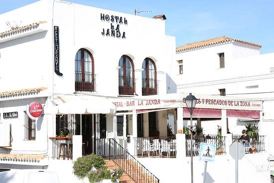 Hotel la janda b b vejer de la frontera espagne voir for Site pour les hotels