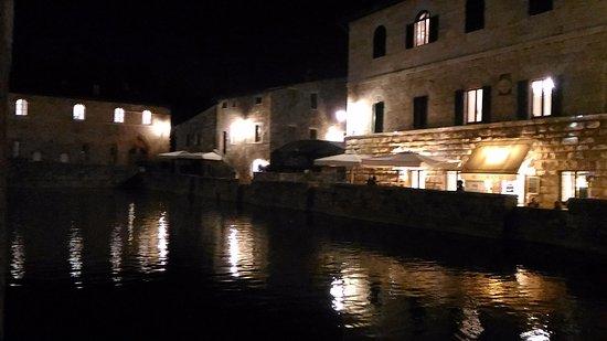 San Quirico dOrcia, Italien: veduta delle terme