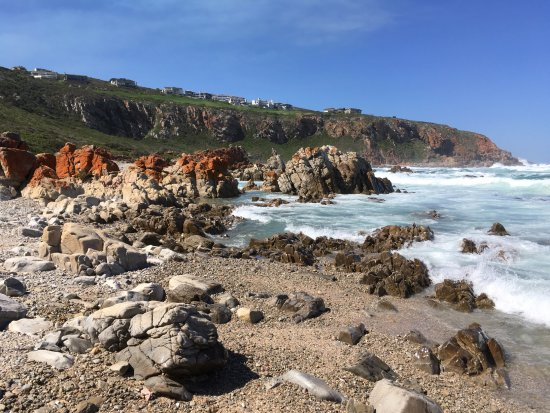 Mossel Bay, South Africa: beach