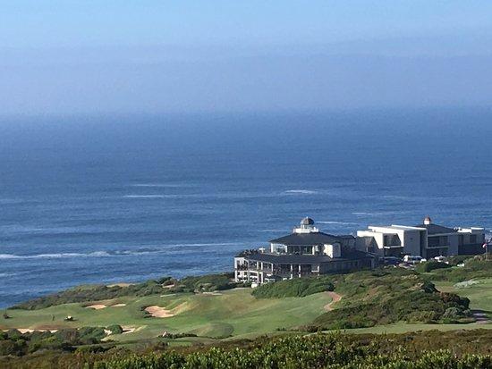 Mossel Bay, Republika Południowej Afryki: View from residential estate
