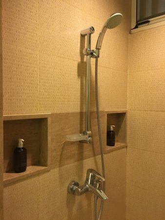Tanaya Bed & Breakfast: Shower room