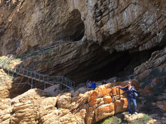 Mossel Bay, South Africa: Grottos